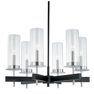 Sonneman Lighting Tuxedo 6-light Round Pendant