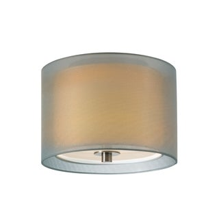 Sonneman Lighting Puri 10 inch 1-Light Surface Mount