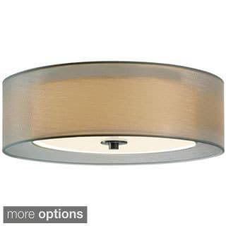 Sonneman Lighting Puri 16 inch 2-Light Surface Mount