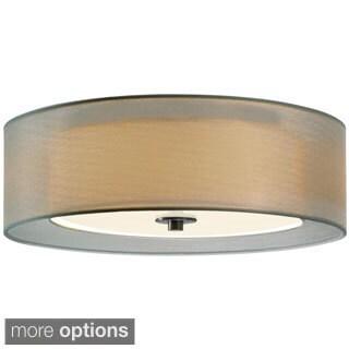 Sonneman Lighting Puri 16 inch 2-Light Surface Mount