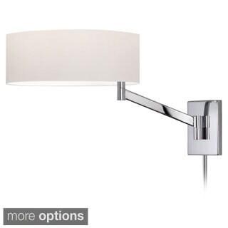 Sonneman Lighting Perch 1-Light Swing Arm Wall Lamp