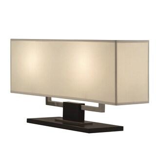 Sonneman Lighting Hanover Bankette 2-Light Table Lamp (2 options available)