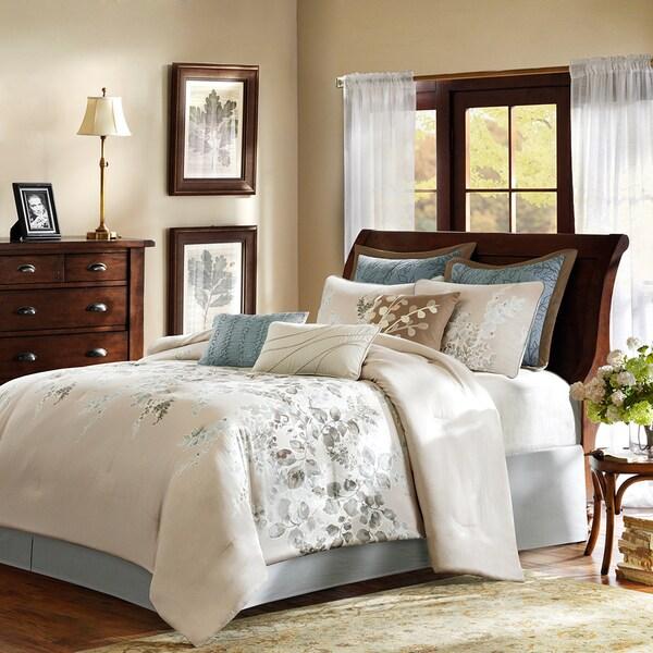 Harbor House Savannah 4-piece Comforter Set