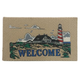 "Lighthouse Indoor Mat (18"" x 27"")"