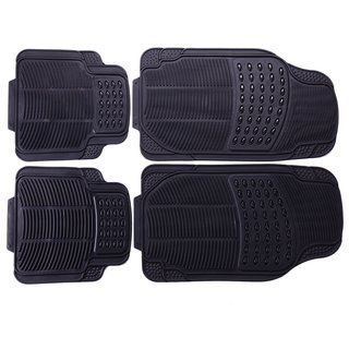 Adeco 4-piece Vehicle Floor Mats