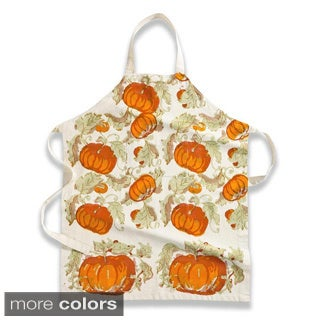 Couleur Nature Pumpkin Kitchen Apron