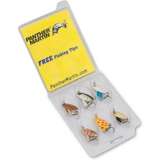 Panther Martin Western Trout Lure Kit (Pack of 6)