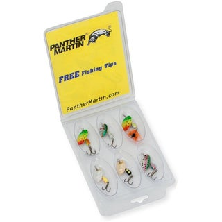 Panther Martin Trout Lure Kit (Pack of 6)