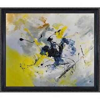 Pol Ledent 'Abstract 8811211' Framed Fine Art Print