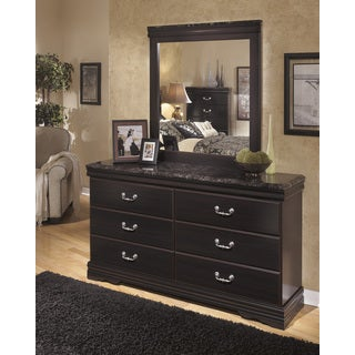 Signature Design by Ashley Esmarelda Dresser and Mirror