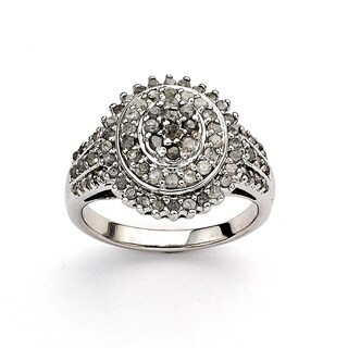 Diamonds for a Cure 14k White Gold 1ct TDW Diamond Ring (H-I, I2-I3)