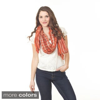 Checkered Design Scarf