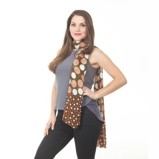 Link to Dot Design Scarf Similar Items in Scarves & Wraps