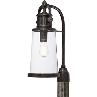 Steadman Imperial Bronze Large 1-light Lantern Post
