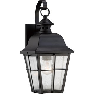 Oliver & James Nakian Small Black Wall Lantern