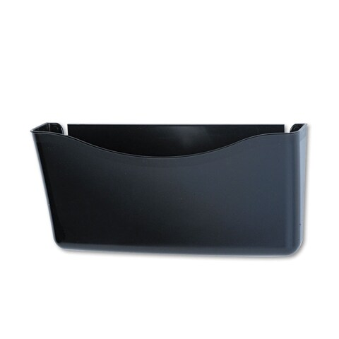 Rubbermaid Unbreakable Magnetic A4/ Letter Smoke Wall File