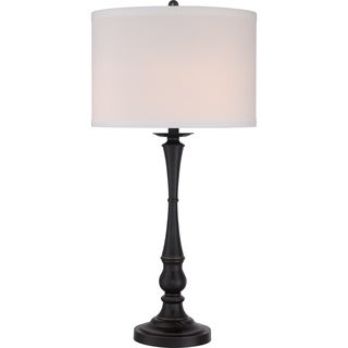 Vivid Collection Ambrose Palladian Bronze Table Lamp