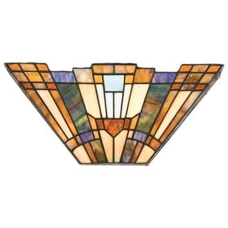 Quoizel 'Inglenook' 2-light Pocket Wall Sconce