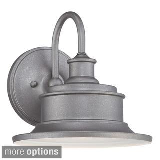 Seaford Galvanized Medium Wall Lantern