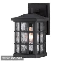 Quoizel Coastal Armour Stonington 1-light Small Wall Lantern