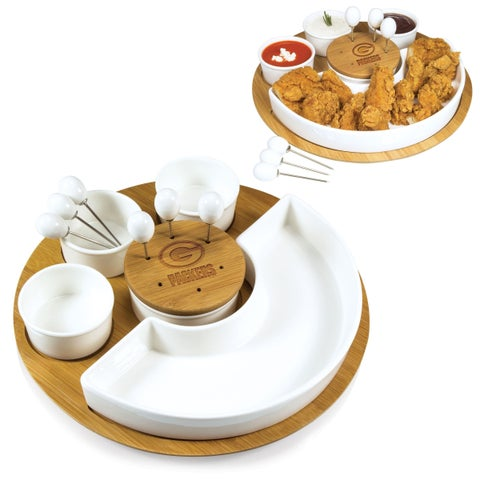 Picnic Time NFL NFC Teams Symphony Serving Set
