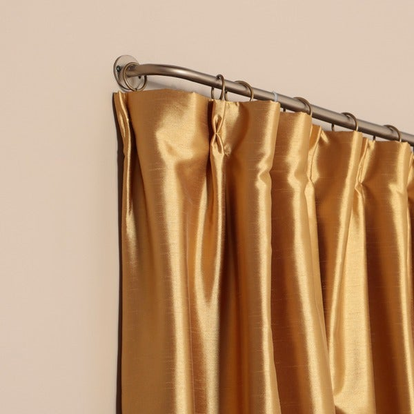 Aurora Home Wraparound Blackout Curtain Rod   Free Shipping On Orders Over  $45   Overstock.com   16609028