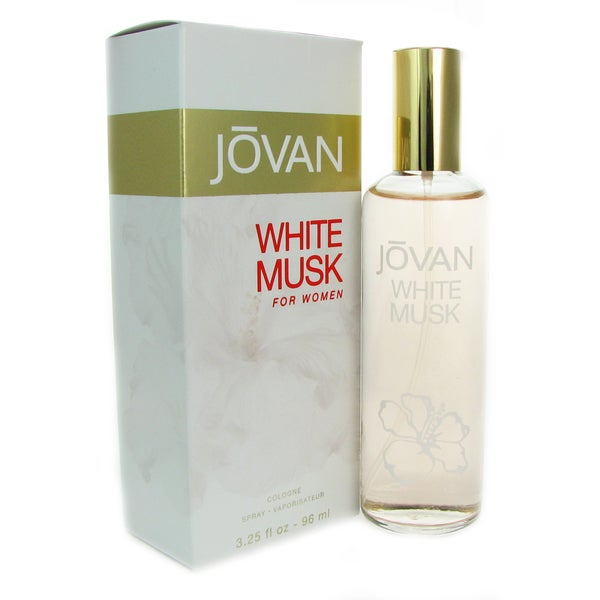 Jovan White Musk Women's 3-ounce Cologne Spray