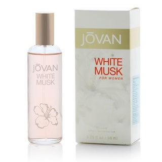 Jovan White Musk Women's 3-ounce Cologne Spray