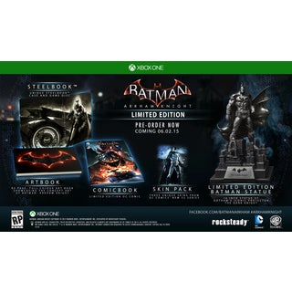 Xbox One - Batman Arkham Knight Limited Edition