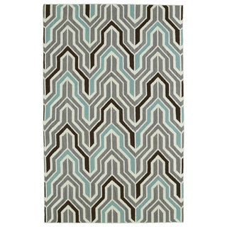 Hollywood Multi Flatweave Rug (5'0 x 8'0)