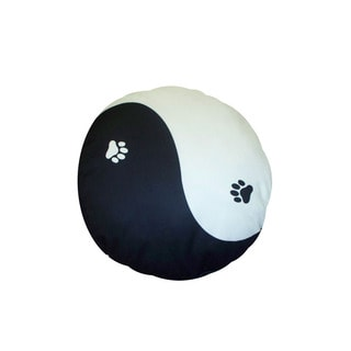 Dogzzzz Round YinYang Dog Bed