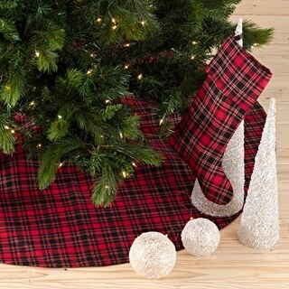 Plaid Design Holiday Decor