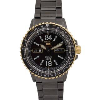 Seiko Men's SRP356 5 Series Watch