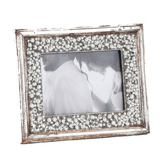 Beaded Design Photo Frame
