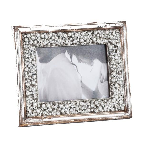Beaded Design Photo Frame