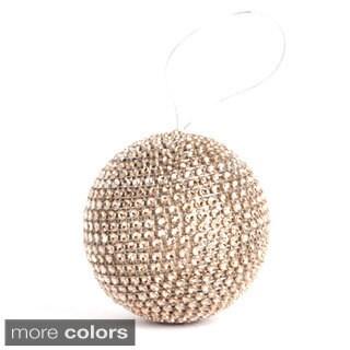 Studded Ball Ornament