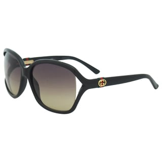Gucci Women's '3646/S D28ED' Rectangular Sunglasses