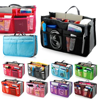 Gearonic Women Travel Insert Organizer Compartment Large Liner Tidy Bag (4 options available)