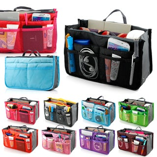 Gearonic Women Travel Insert Organizer Compartment Large Liner Tidy Bag (3 options available)