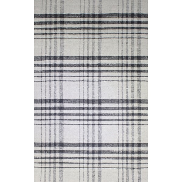 Royal Beige/Charcoal Rug - 8 x 10. Opens flyout.