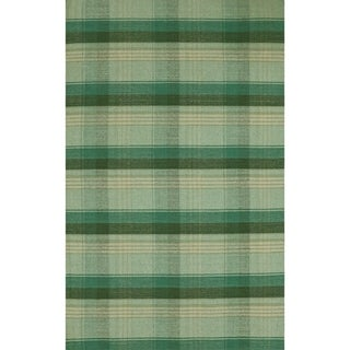 Royal Green Rug - 8 x 10