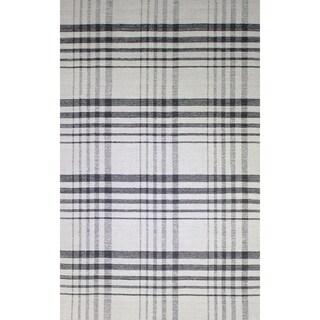 Royal Beige/Charcoal Rug (2 x 4)