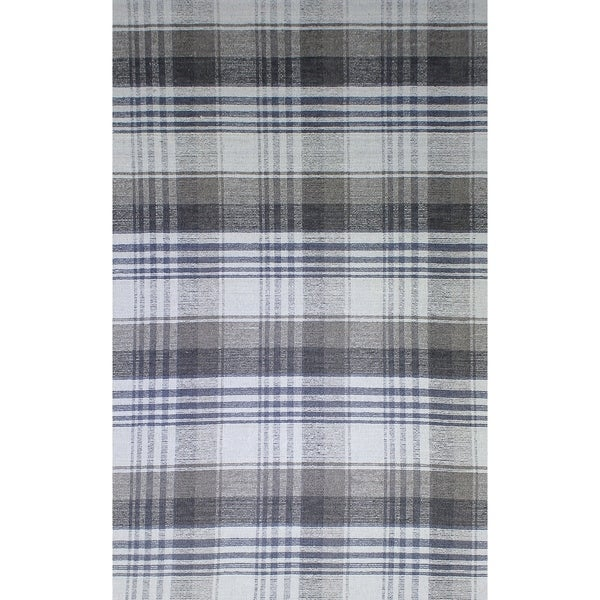 Royal Light Grey Rug - 2' x 4'