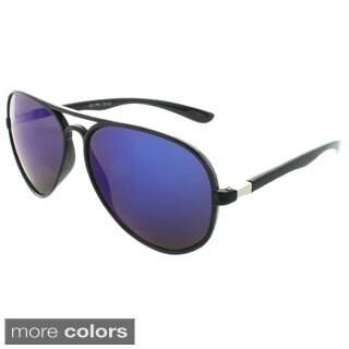 Epic Eyewear Men's TU9517RV 55mm Aviator Sunglasses