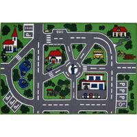 Avenue Multicolored Accent Rug - 8' x 11'