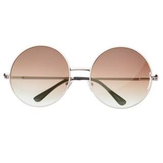 EPIC Eyewear 'Alpine' Round Fashion Sunglasses