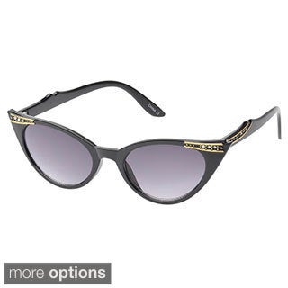 EPIC Eyewear 'Avery' Cat-eye Fashion Sunglasses