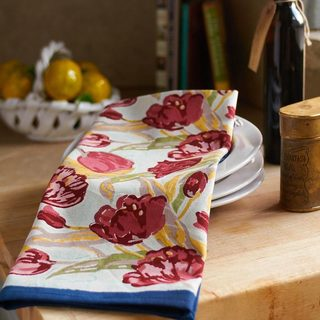 Couleur Nature Tulips Tea Towels (Set of 3)