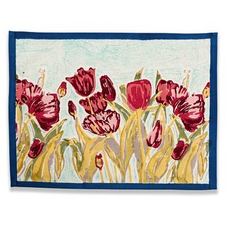 Couleur Nature Tulips Placemats (Set of 6)