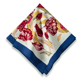 Couleur Nature Tulips Napkins (Set of 6)